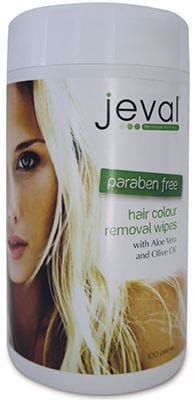 Jeval colour wipes