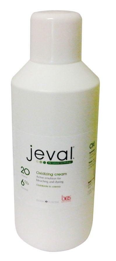 Jeval Oxidizing Cream 20 vol