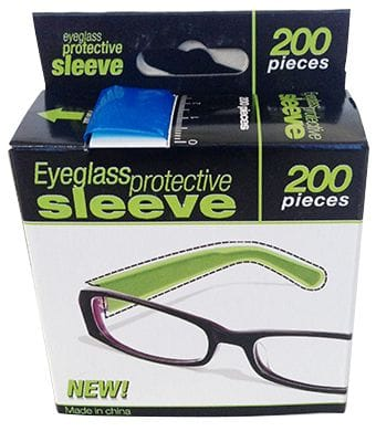 Eyeglass Protectors