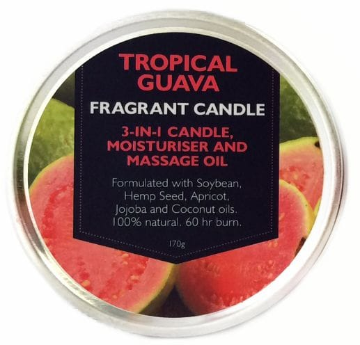 Guava Candle 170g