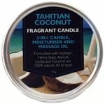 Tahitian Coconut Fragrant Candle 170g