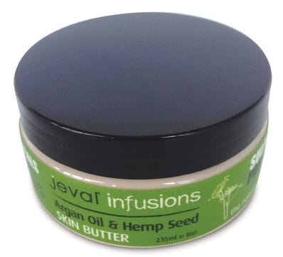 Jeval Infusions Skin Butter 235ml