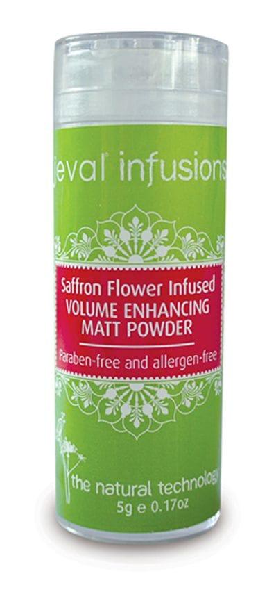 Saffron Flower Infused Volume Enhancing Matt Powder
