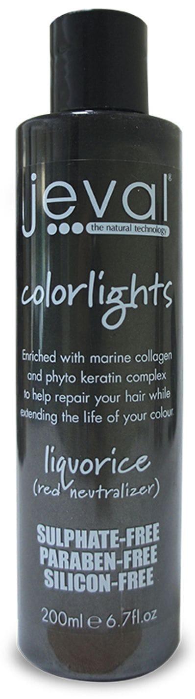 Jeval Colourlights Shampoo Liquor Ice 200ml