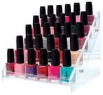 ACRYLIC NAIL POLISH DISPLAY 30 COLOURS