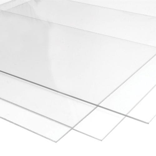 A4 Acrylic Clear Sheet 210x297x1 5mm Clear Perspex Cast Sheet