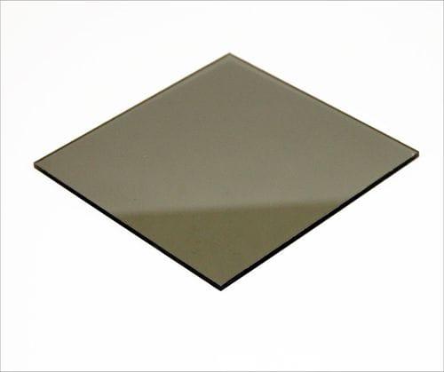 Lexan Polycarbonate Grey Tint Sheet 1220 X 2440 X 3mm Thick