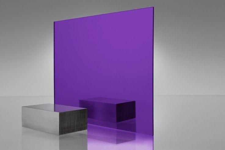EuroMir Acrylic Purple Mirror 2030 x 1525 x 3mm Sheet