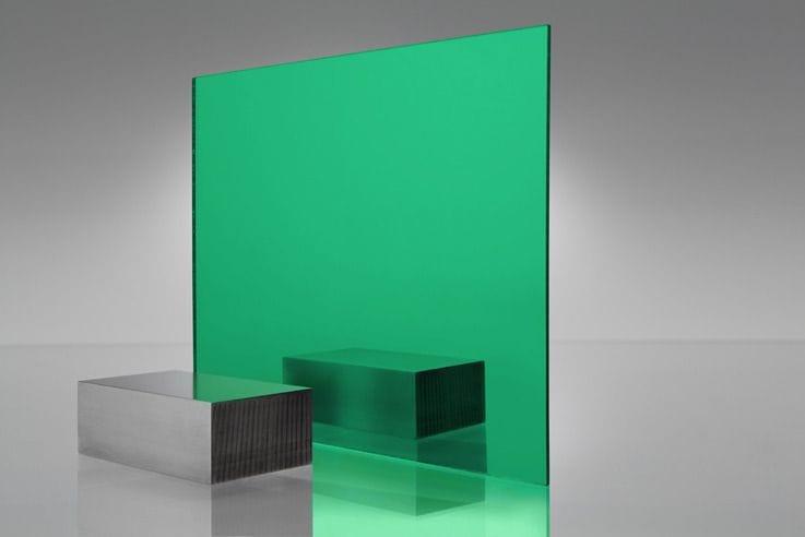 EuroMir Acrylic Green Mirror 2030 x 1525 x 3mm Sheet