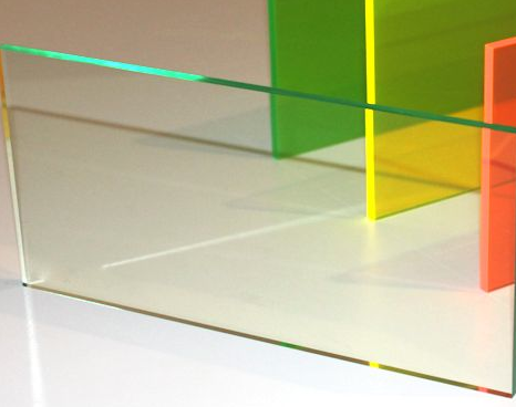 Acrylic Cast Glass Effect Tint Sheet