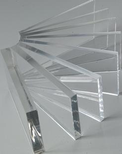 Acrylic Clear Cast Sheet 610 x 610mm