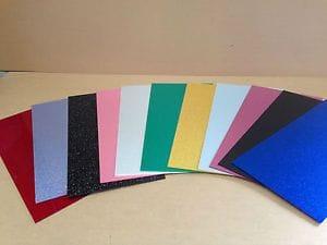 Glitter Acrylic Sheet