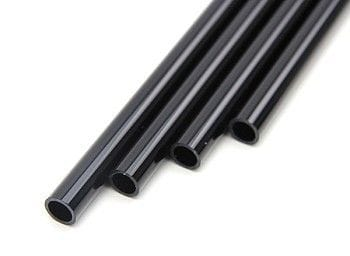 Acrylic Extruded Black Tube Dia. 30mm