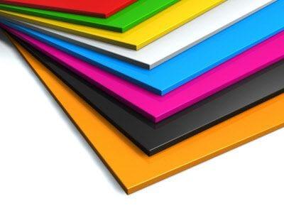 Acrylic Cast Colour Sheet