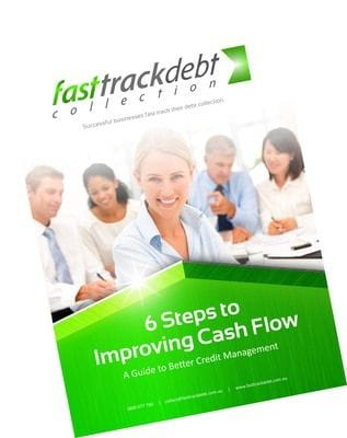 6 Steps to Improving Cash Flow with Fast Track Debt Collection