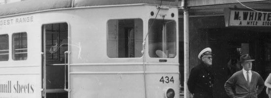 A TRAM RIDE TO DEATH: THE BETTY SHANKS MURDER