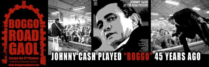 JOHNNY CASH PLAYED BOGGO 45 YEARS AGO...