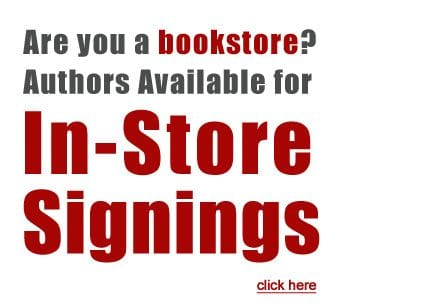 Are you a bookstore? Authors Available for In-Store Signings