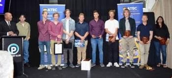 2015 ATEC Graduation and Awards Evening