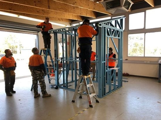 D2C Steel Framing Industry Engagement PD Sessions
