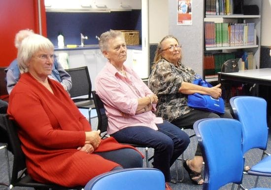 Deaf Community learn important facts about Asthma