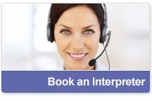 Book an Interpreter