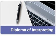Diploma of Interpreting