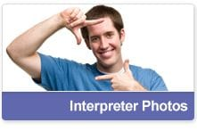 Interpreter photos