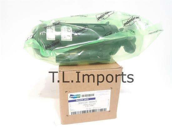 Doosan Receiver Dryer - 300720-00003 and 2204-6039A