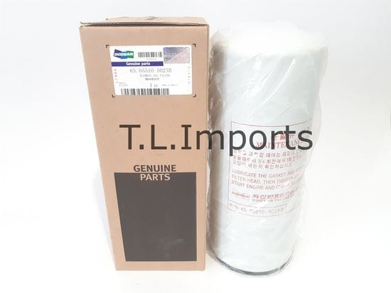 Doosan Cartridge Oil Filter - 65.05510-5023B