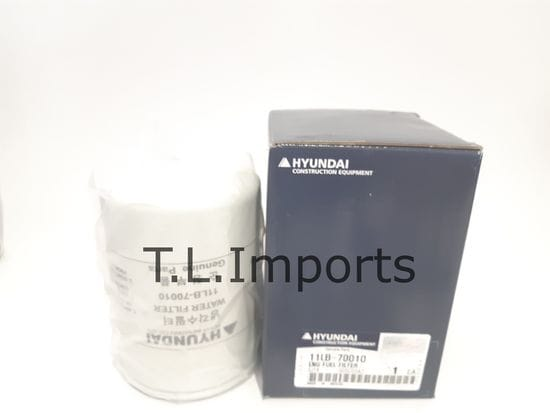 Hyundai Filter-Corrosion Resistor - 3100307 or 11LB-70010