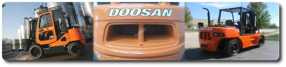 Cheap Genuine Daewoo Doosan Forklift Parts - TL Imports
