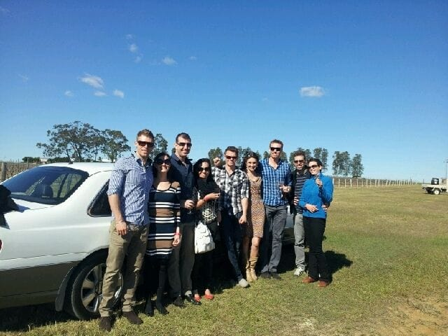 Lovedale Long Lunch 2013