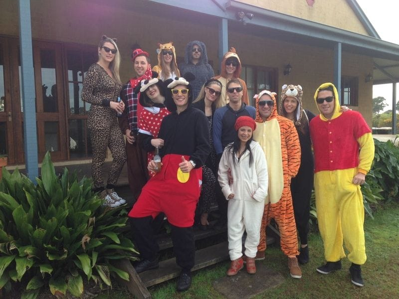 Onesie In a Million Wine Tour