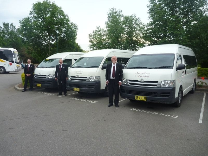 "Newcatle Limousines ""Races Around The World"" with Corporate Team Building Event"