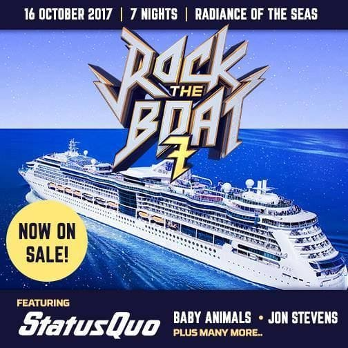 Get on Board: Rock The Boat 7