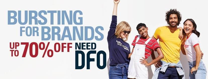 Connect Coaches - DFO Shopping Tours