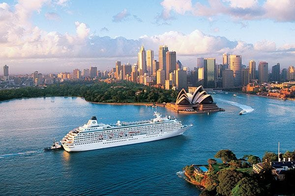 Conect Coaches Cruise Ship Transfers from the Central Coast
