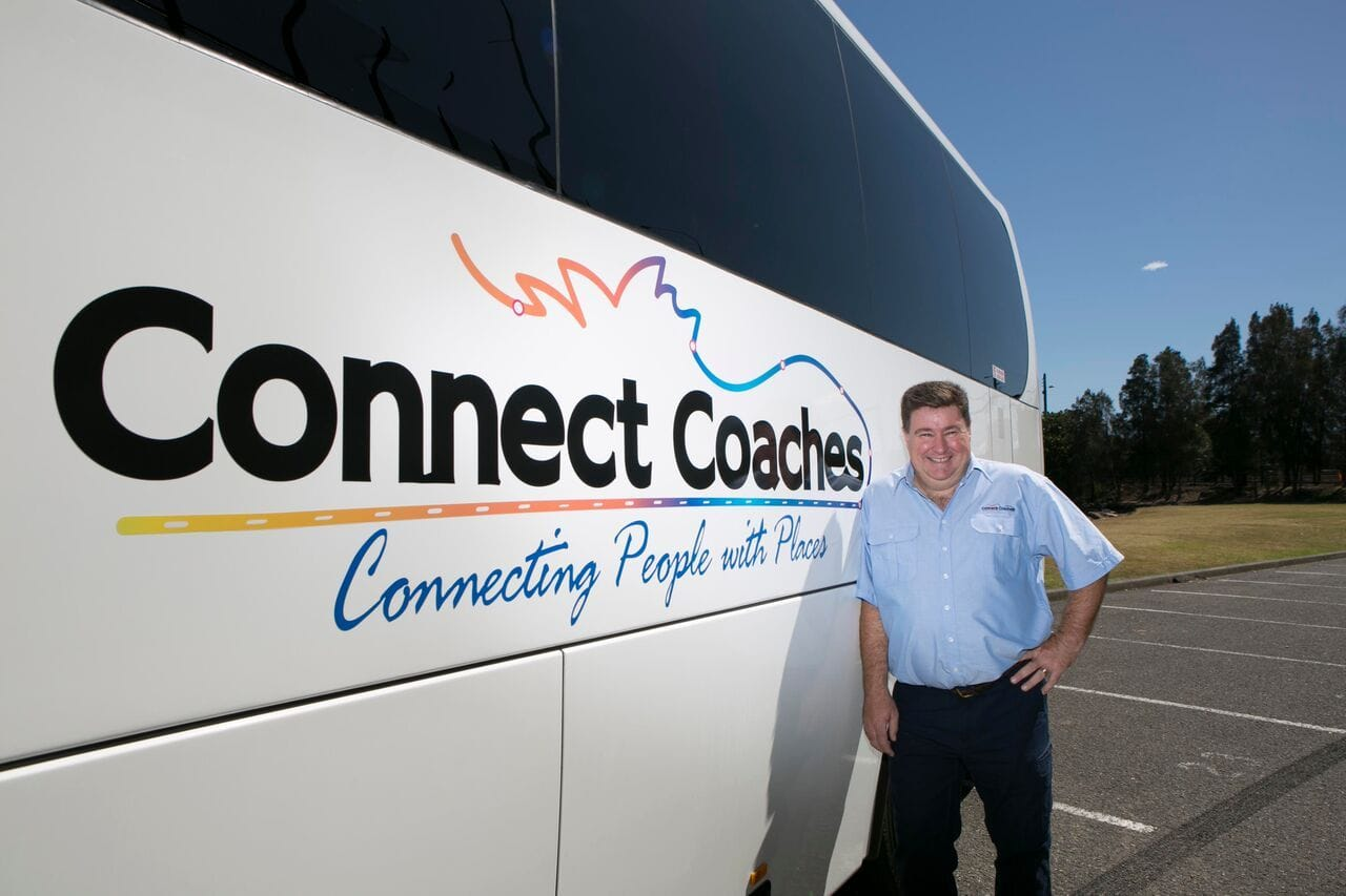 Liam Green - Connect Coaches