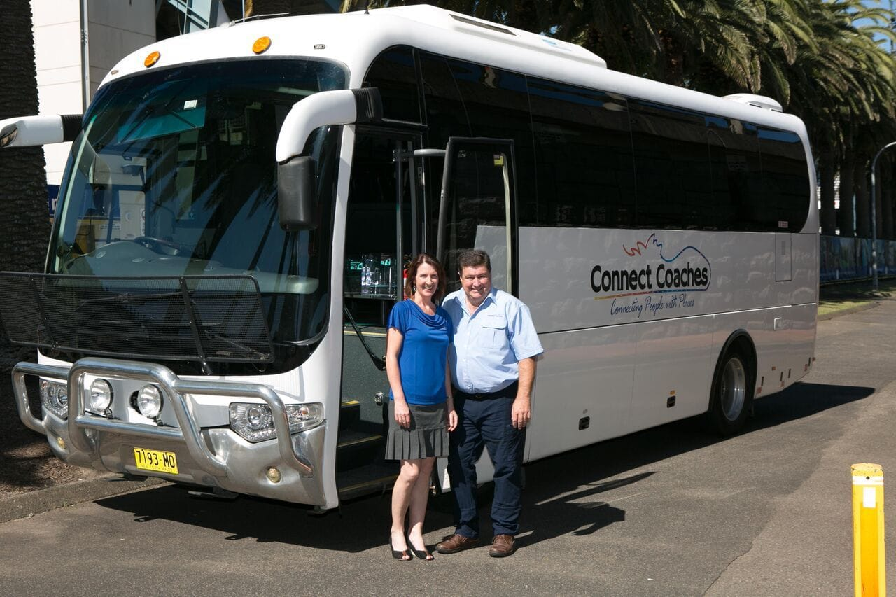 Connect Coaches Connecting People With Newcastle