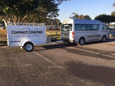 Connect Coaches Light Rigid Heavy vehicle Training & Assessment