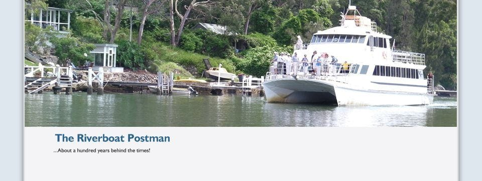 Connect Coaches Provide Day Tour To Riverboat Postman