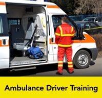 Ambulance Driver Light Rigid Licence Heavy Vehicle Driver Training