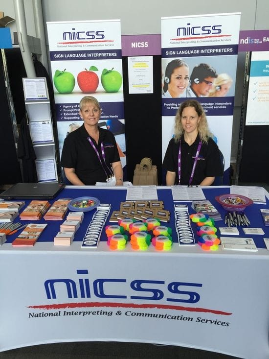 NICSS at the NDIS New World Conference