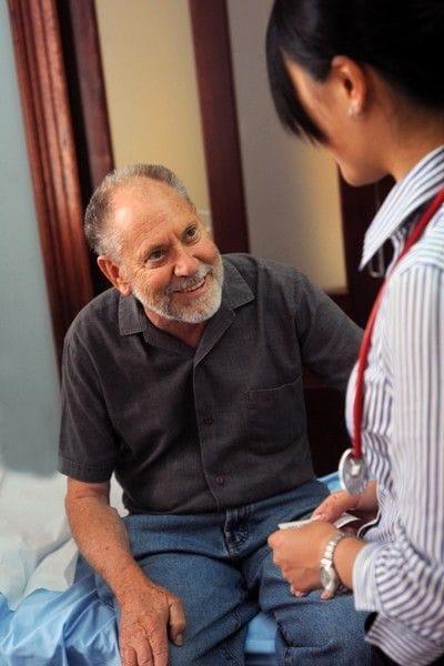 Heart check, health check, cardiologist