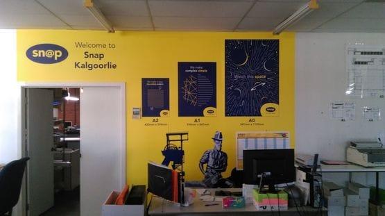 Snap Print & Design - Kalgoorlie