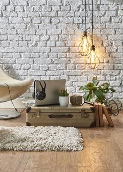 Raw Textured Wall and Decor