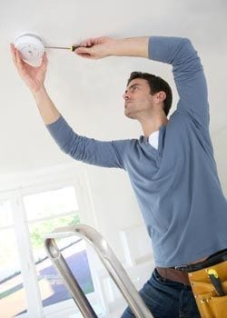 7 Home Maintenance Musts Fire Alarm Check