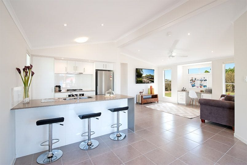Hoek Modular Home, granny flat, prefabricated home
