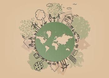 Environmentally-friendly Home